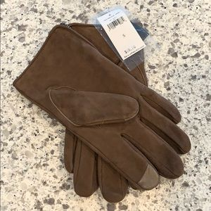 Suede Gloves NWT
